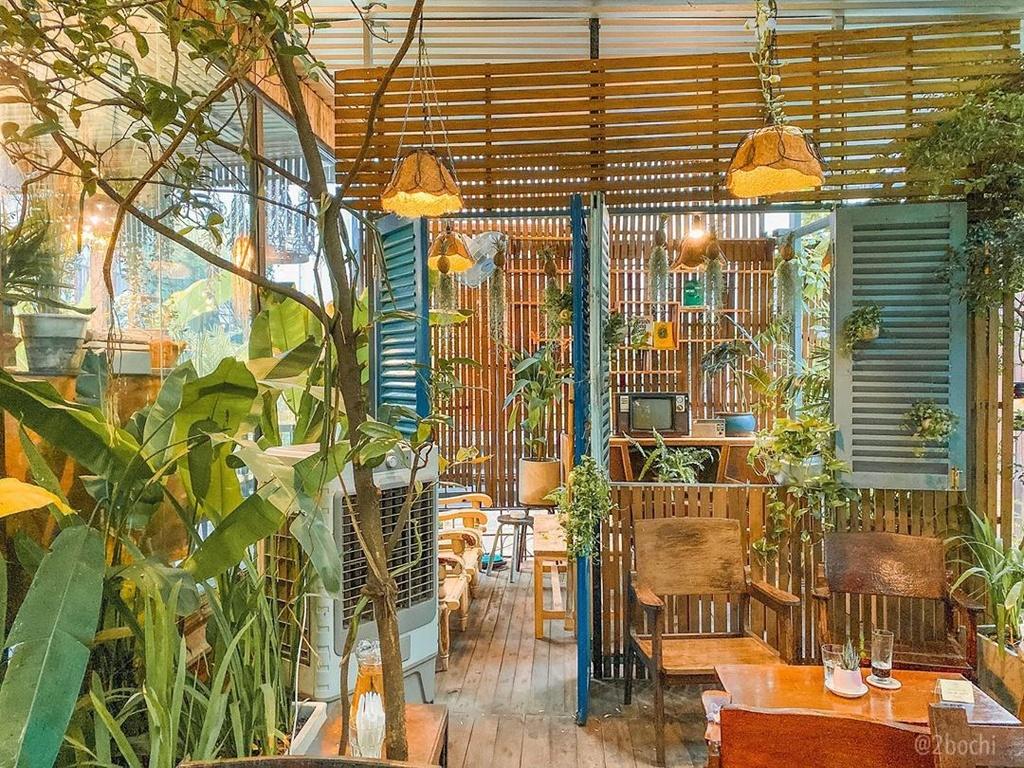 4 quán cà phê phong cách Đà Lạt giữa lòng TP HCM - Ảnh 5.