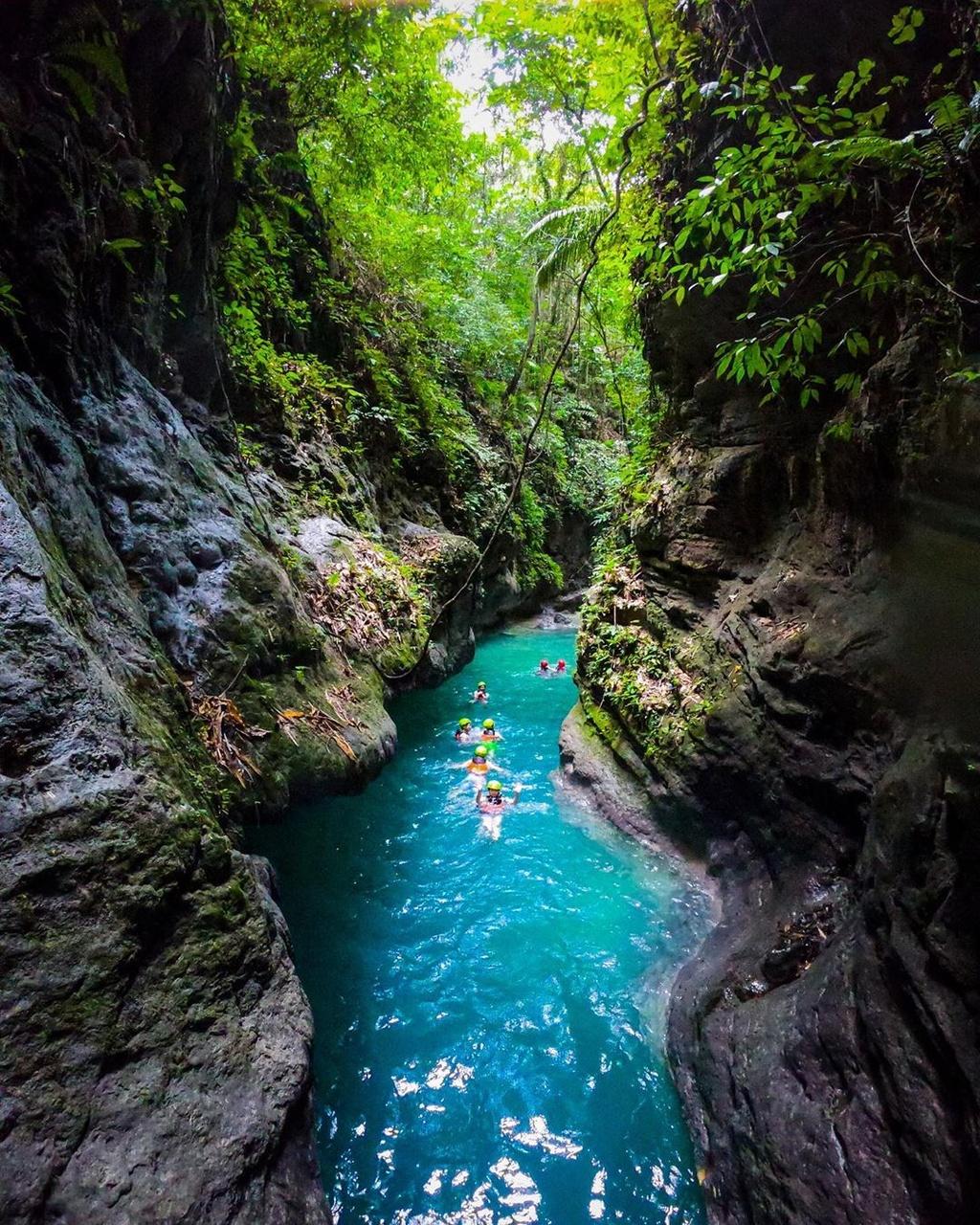 Thac Kawasan tai Philippines anh 4