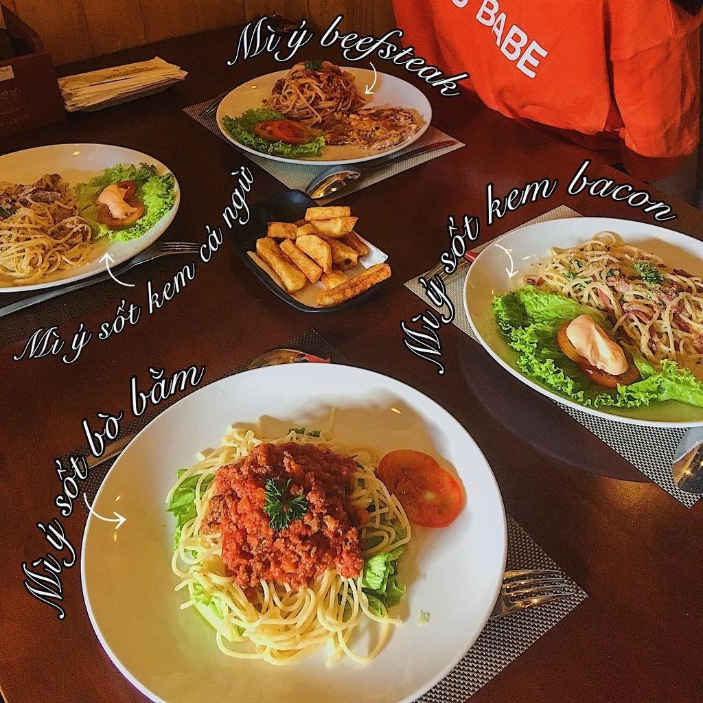 5 quan spaghetti chat luong gia binh dan o TP.HCM hinh anh 4