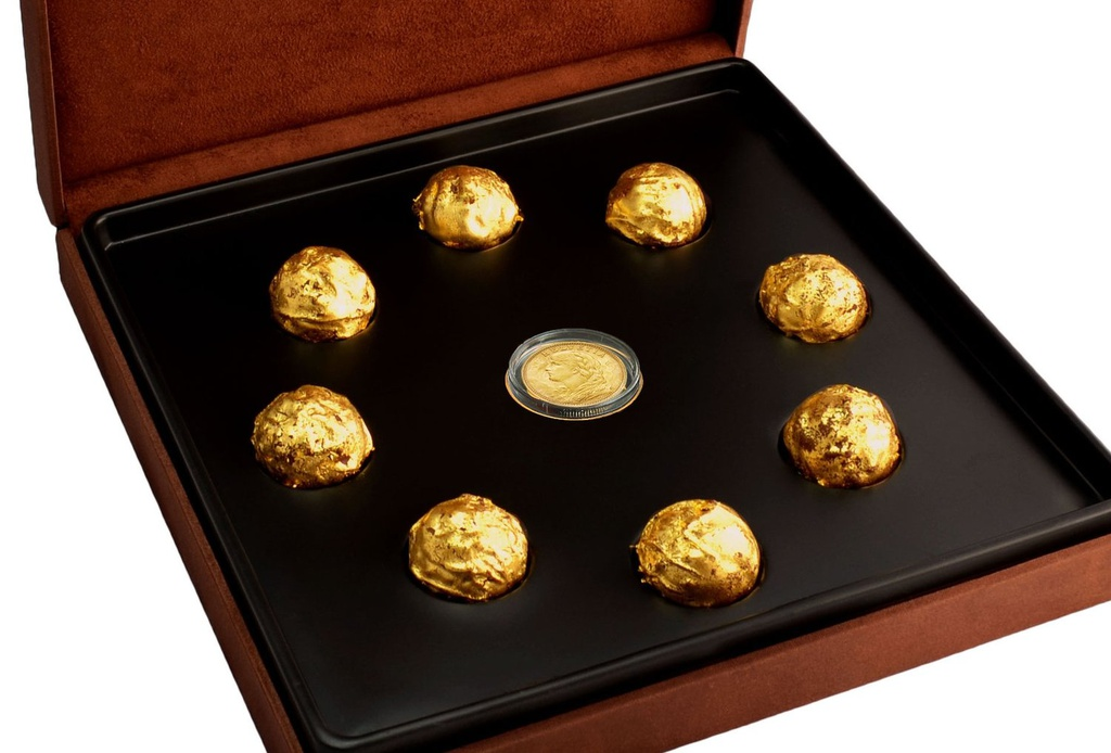 Vi la cua 7 loai chocolate dat do nhat trong mua Valentine hinh anh 5