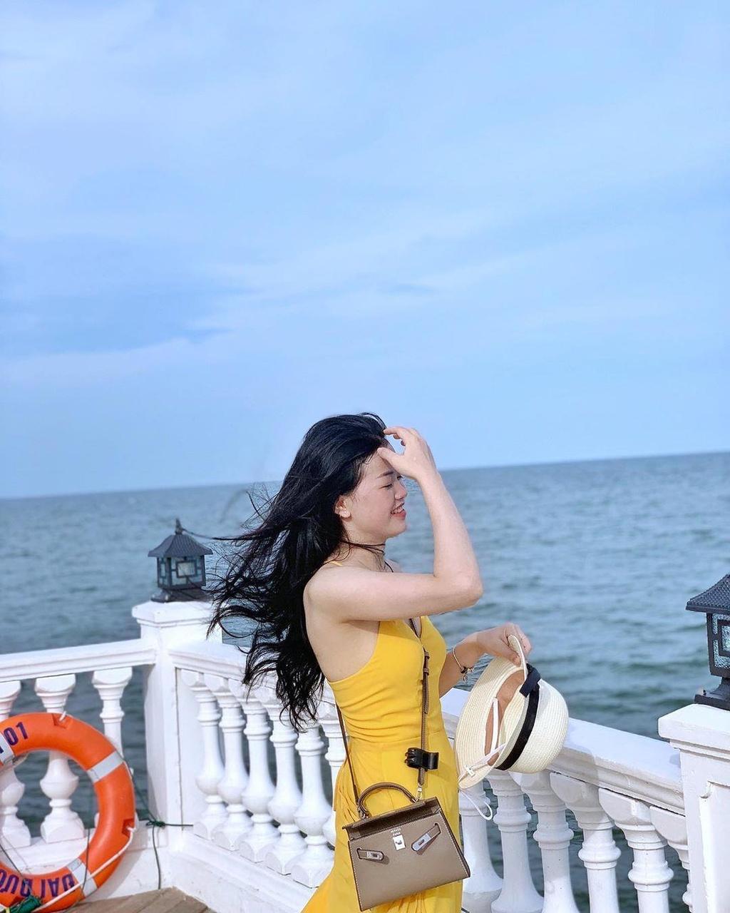 Check-in lien tay cau cang Hai Tien dep tua troi Tay o Thanh Hoa hinh anh 2