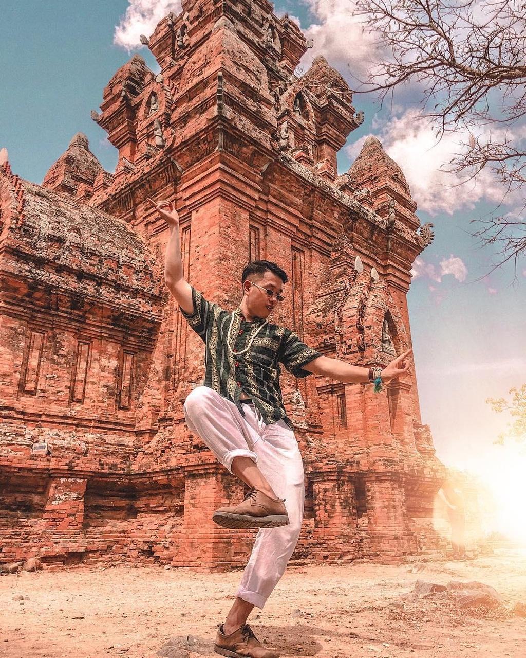 Ninh Thuan dep cuon hut voi cac diem check-in co xua va hien dai hinh anh 1