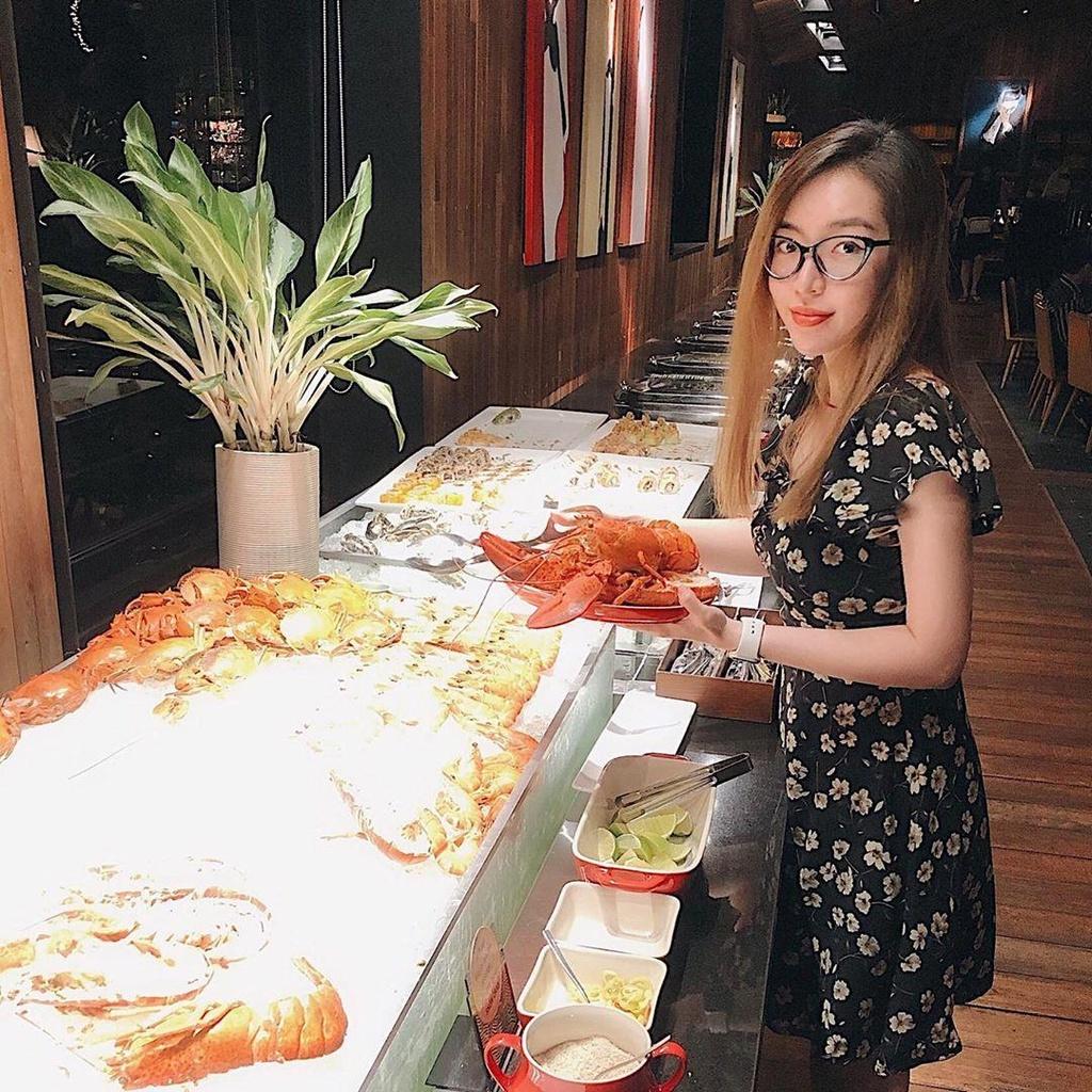 Nha hang buffet hai san sang chanh o TP.HCM anh 5