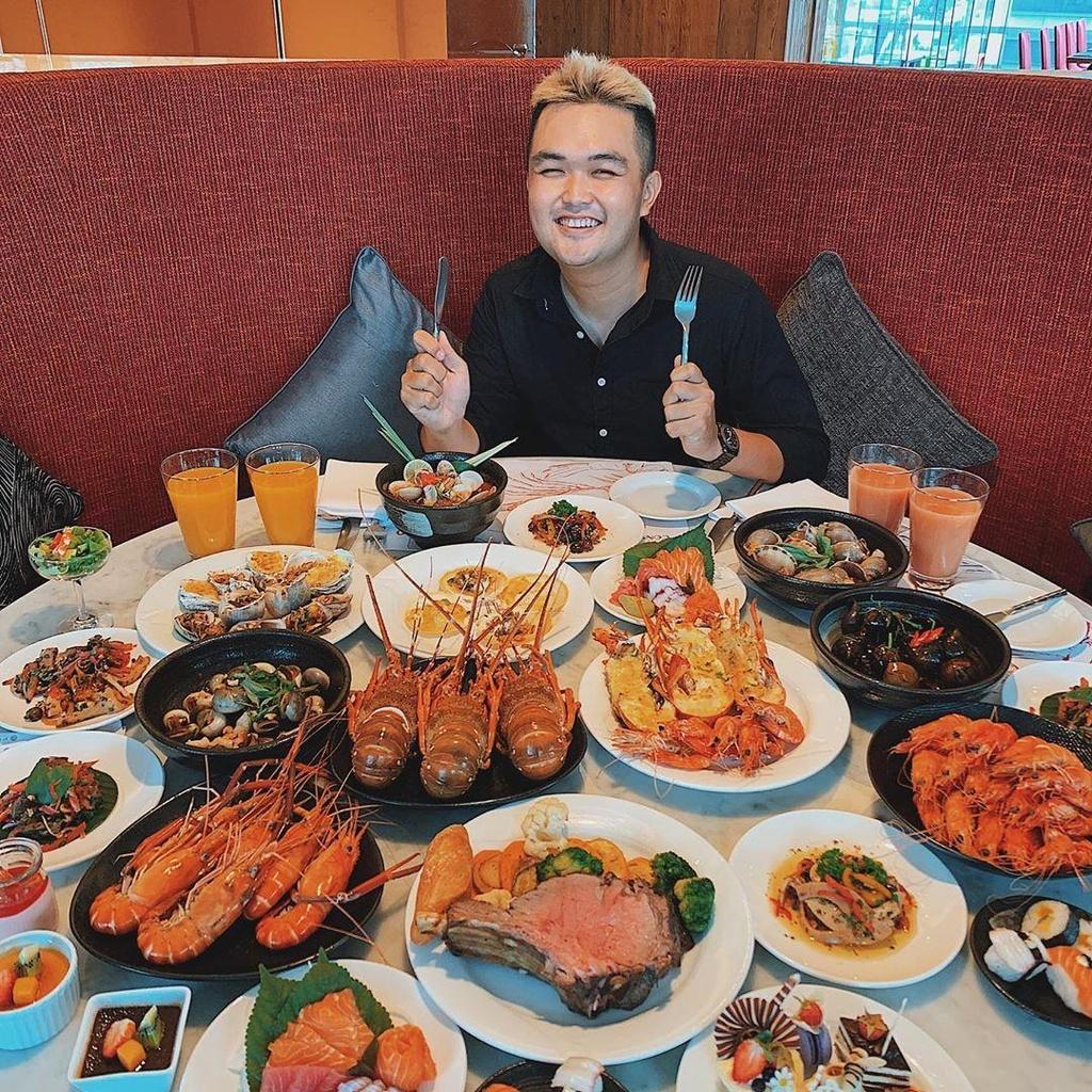 Nha hang buffet hai san sang chanh o TP.HCM anh 1