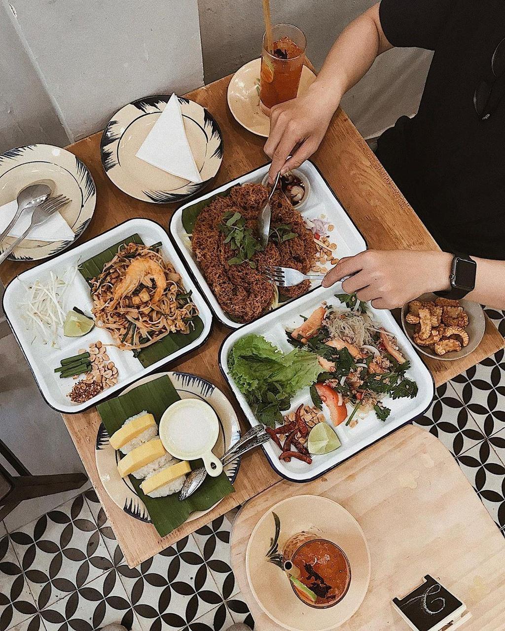 'Song ao chay may' tai 3 nha hang mon Thai ngon chuan vi o TP.HCM hinh anh 6