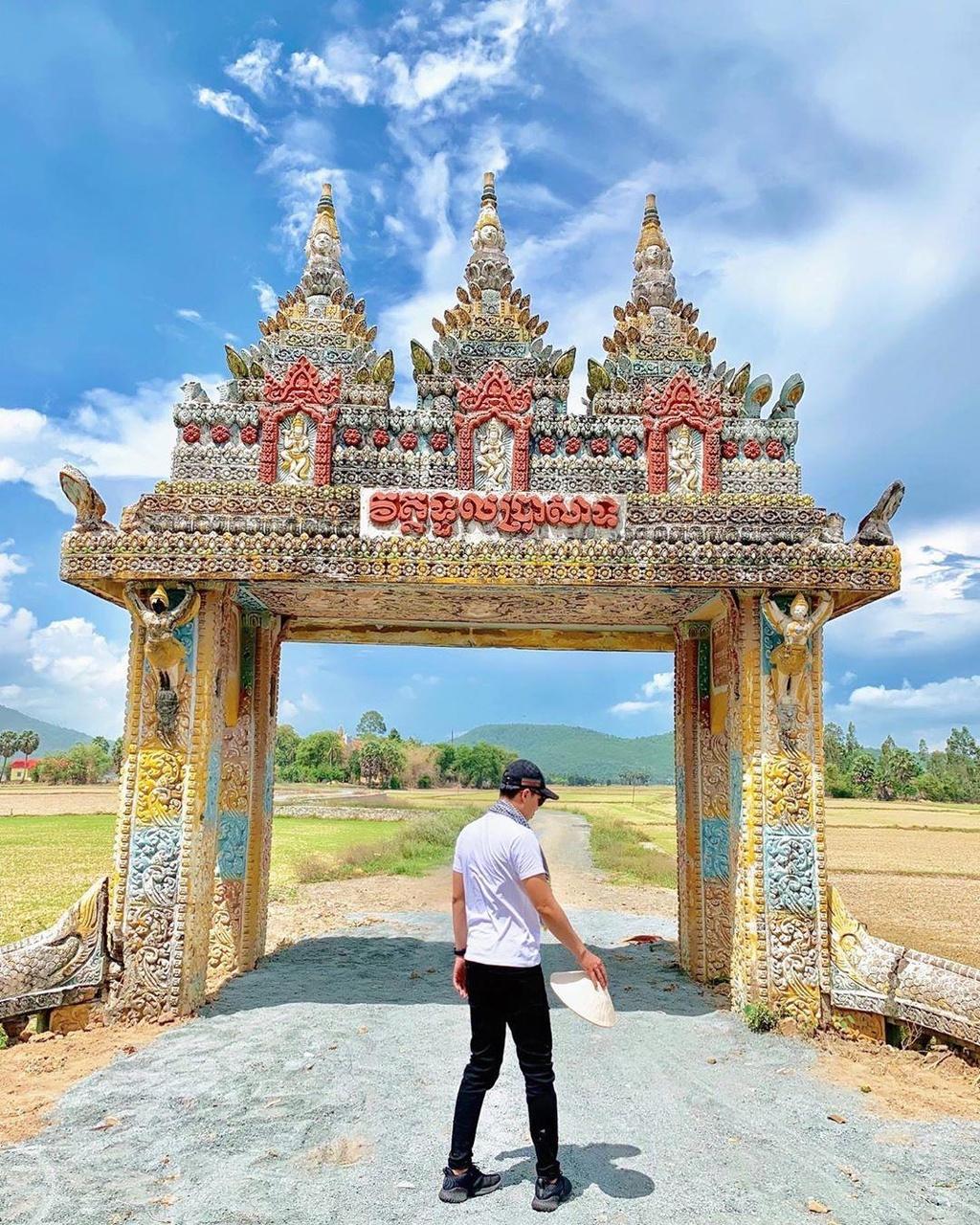 Lo dien 'cong troi' An Giang thu hut tin do du lich den check-in hinh anh 3