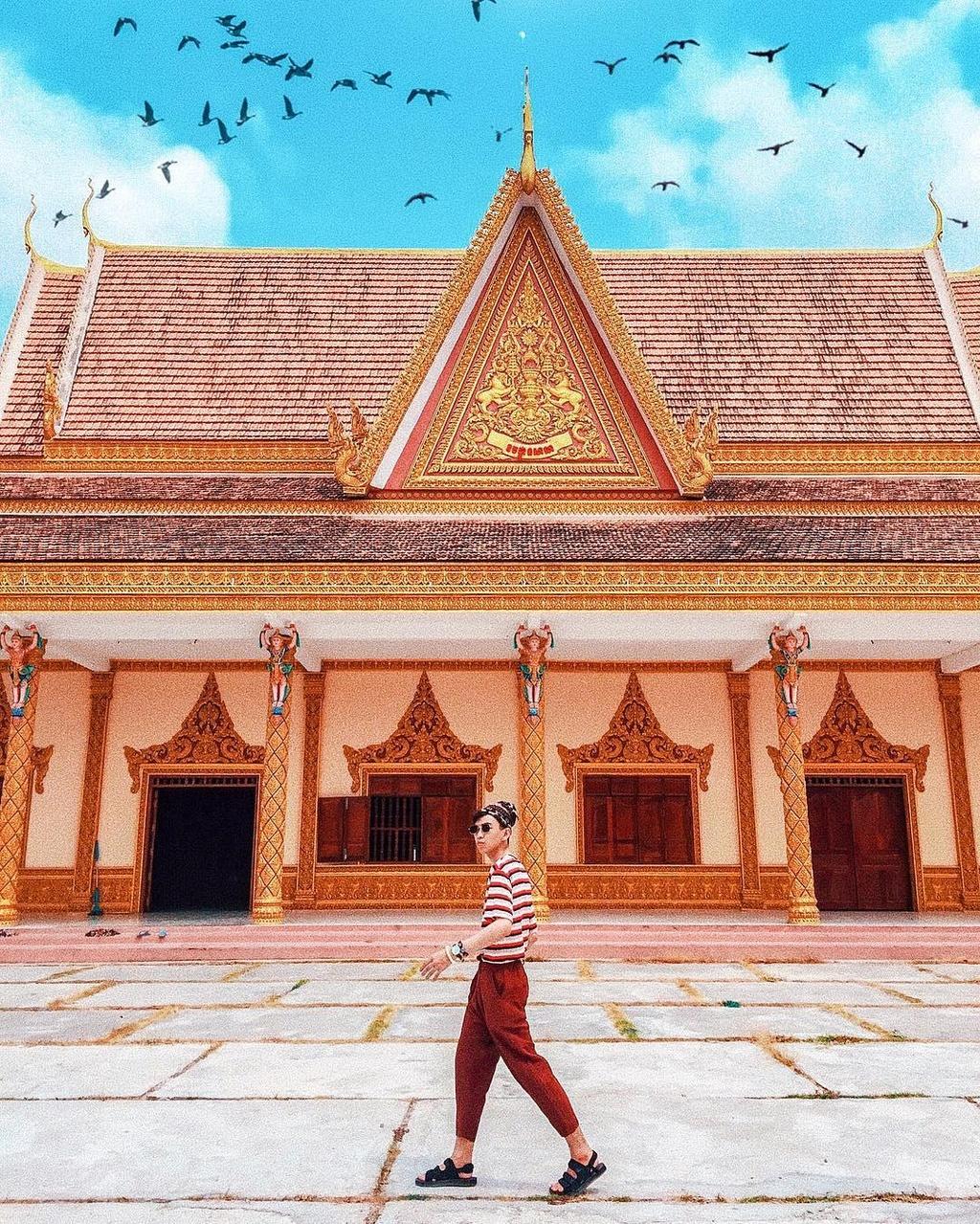 Lo dien 'cong troi' An Giang thu hut tin do du lich den check-in hinh anh 8