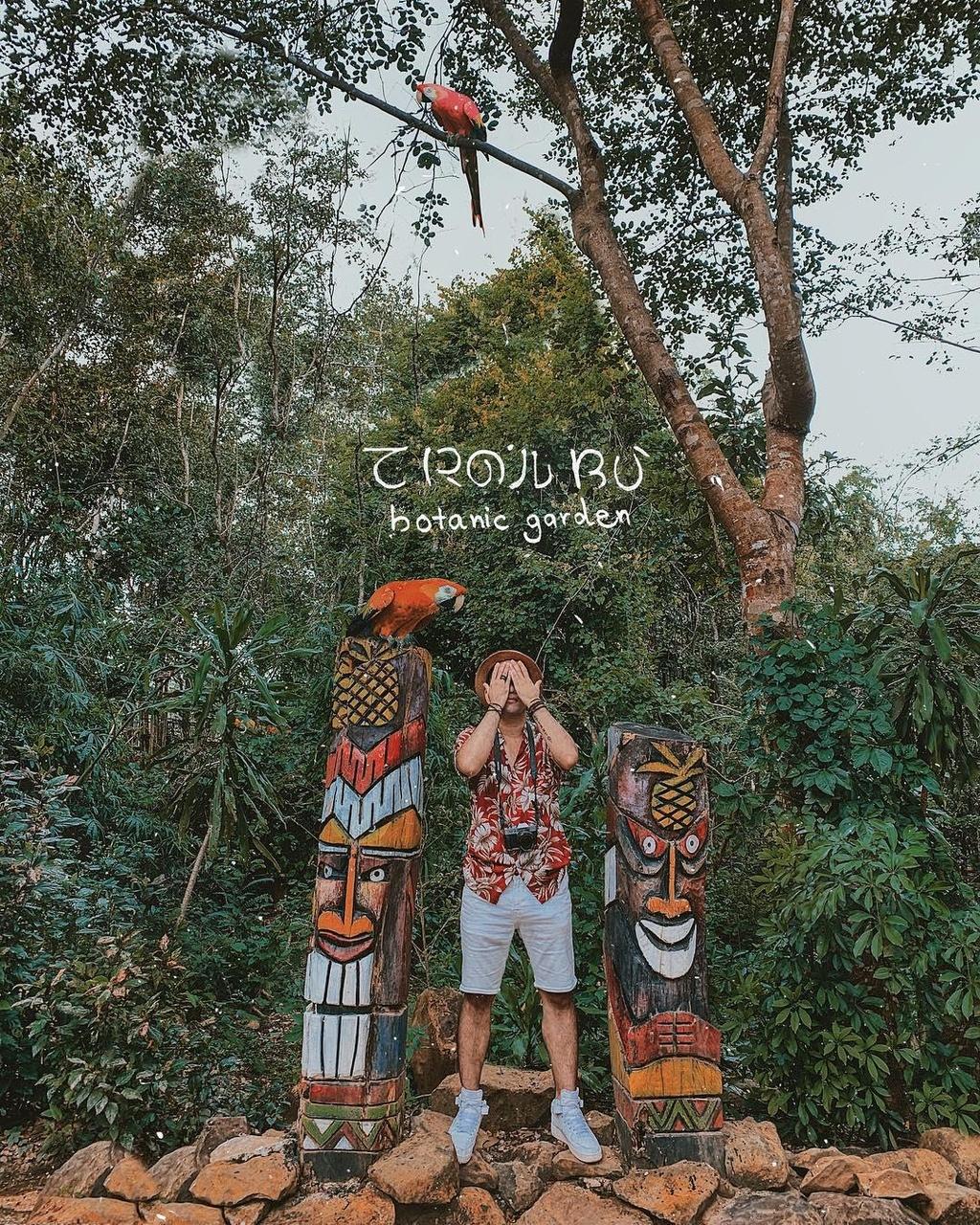 'Xich du to ken' dep tua Bali thu hut gioi tre check-in o Tay Nguyen hinh anh 2