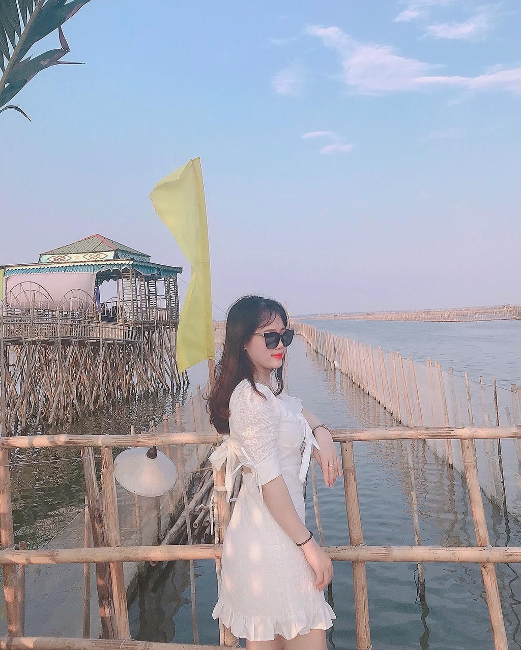 Dam Chuon, pha Tam Giang dep tho mong trong anh check-in cua gioi tre hinh anh 4