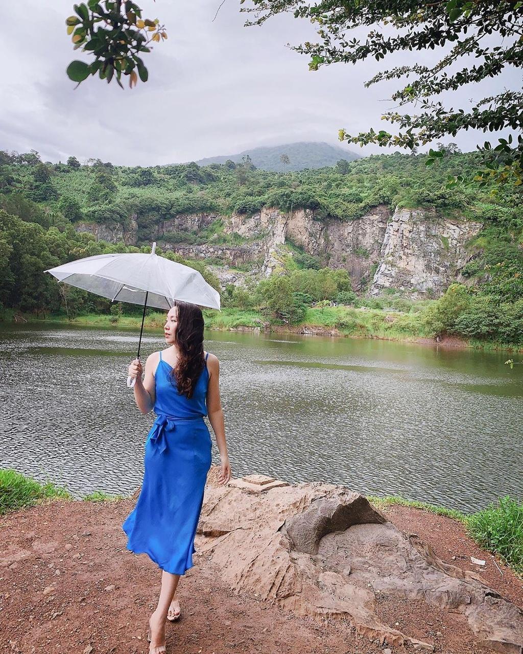 Ho da Ma Thien Lanh va nhung diem check-in khong the bo qua o Tay Ninh hinh anh 2