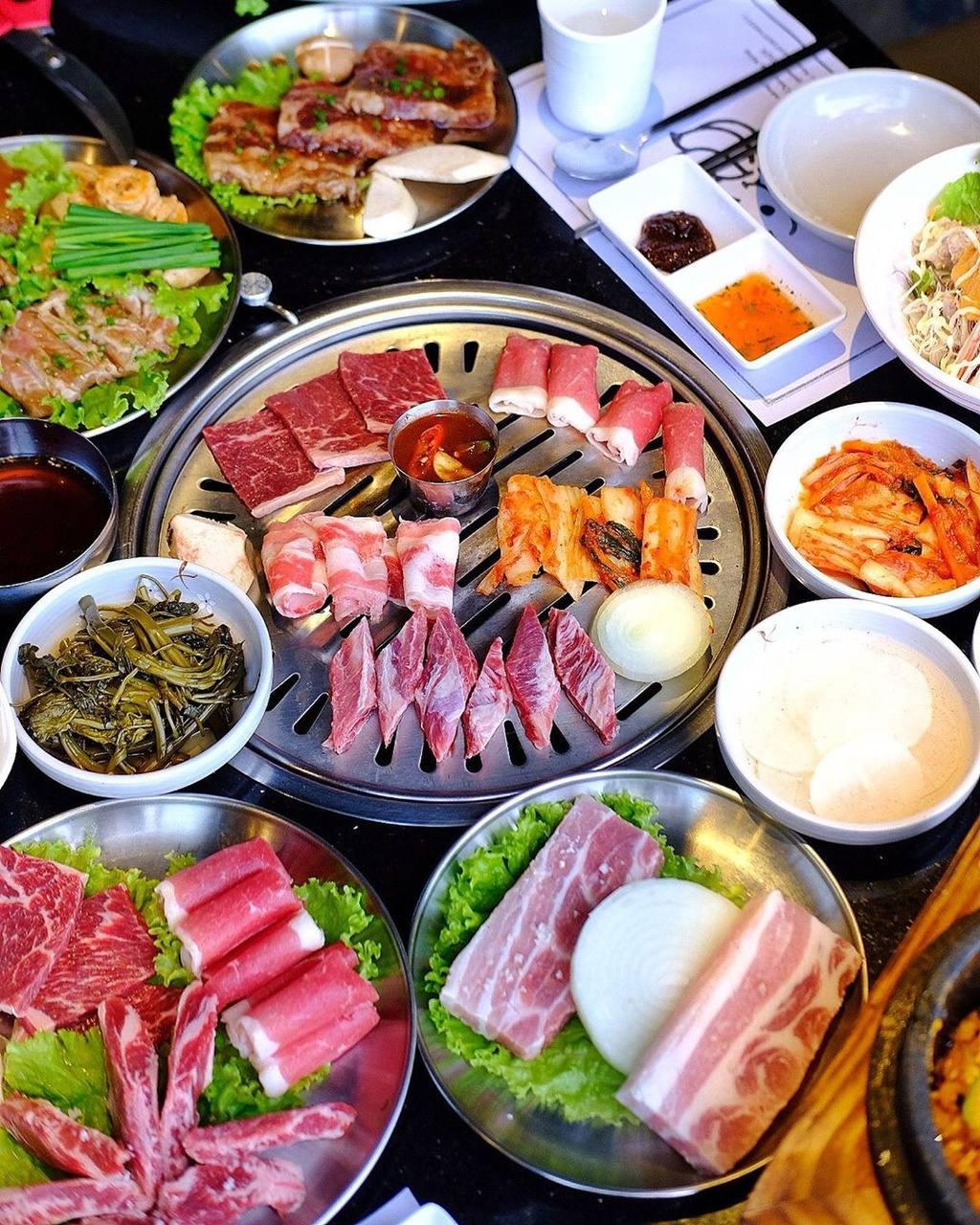 An uong tha ga tai 4 nha hang buffet nuong o Da Nang hinh anh 5