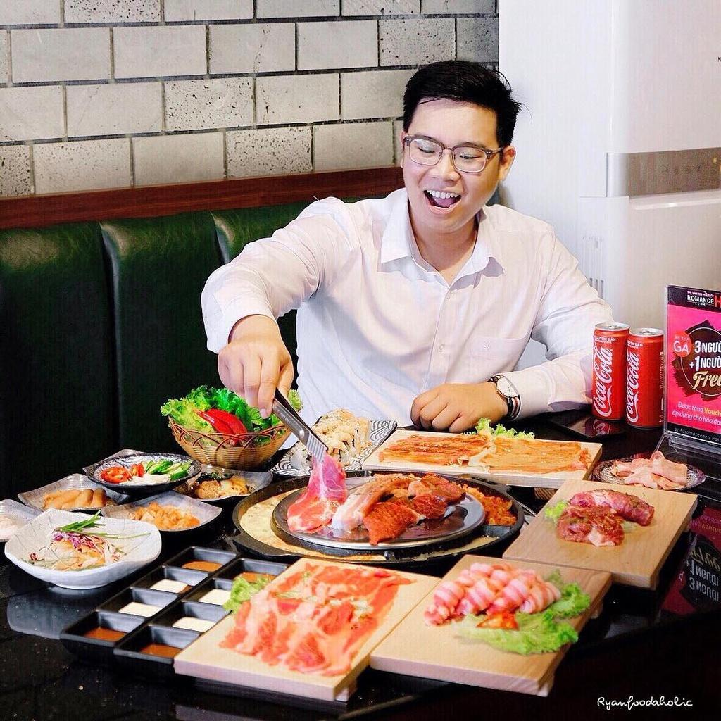 An uong tha ga tai 4 nha hang buffet nuong o Da Nang hinh anh 10