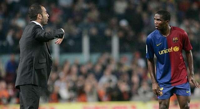 Ibrahimovic chi trich Pep Guardiola anh 4