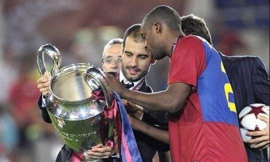 Ibrahimovic chi trich Pep Guardiola anh 8