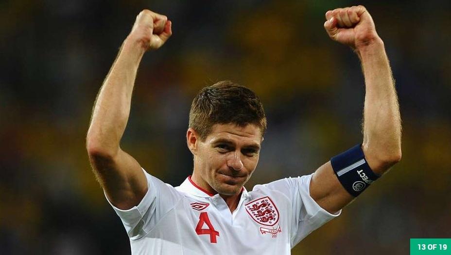 Nhung not thang tram trong su nghiep cua Steven Gerrard hinh anh 12