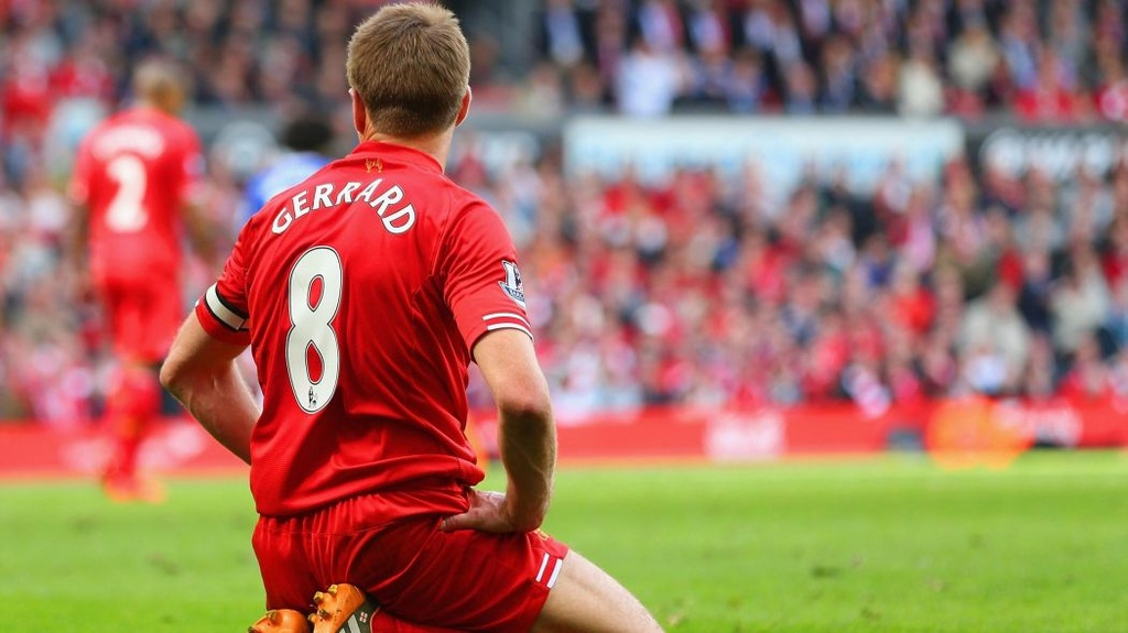 Nhung not thang tram trong su nghiep cua Steven Gerrard hinh anh 16