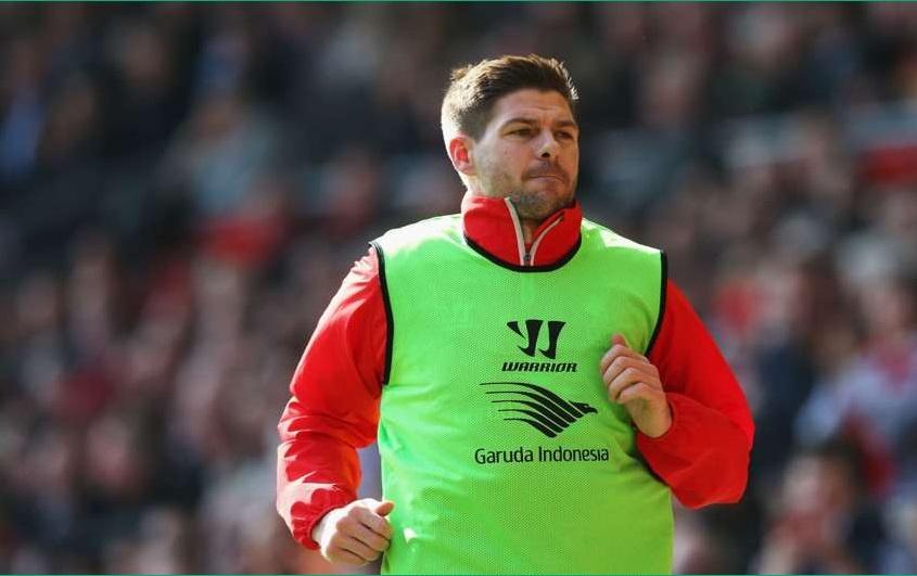 Nhung not thang tram trong su nghiep cua Steven Gerrard hinh anh 17