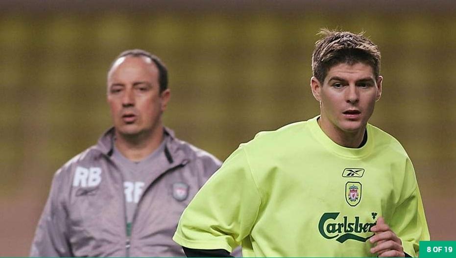 Nhung not thang tram trong su nghiep cua Steven Gerrard hinh anh 7