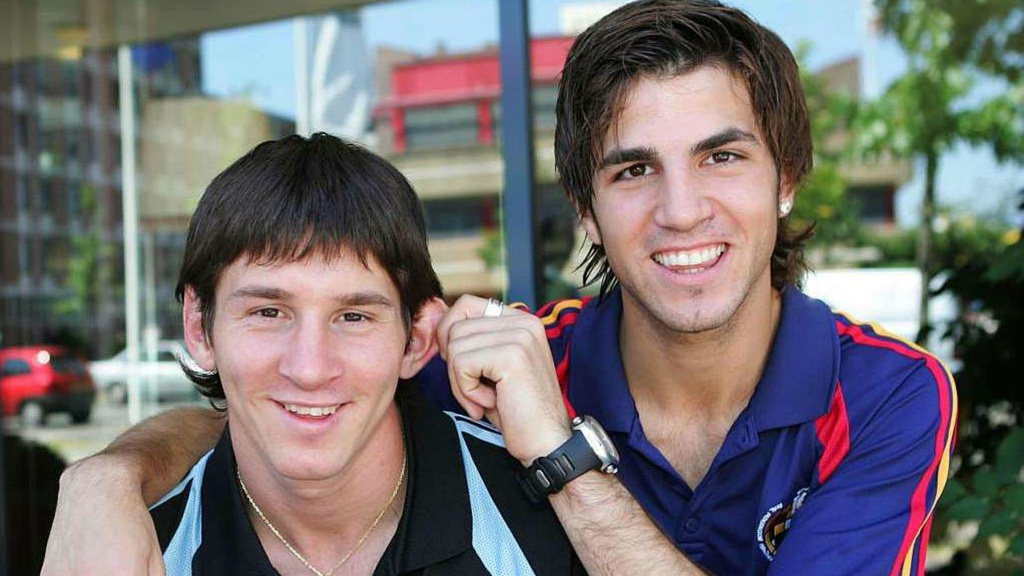Lionel Messi - Tu cau be tram lang toi huyen thoai song cua Barcelona hinh anh 3