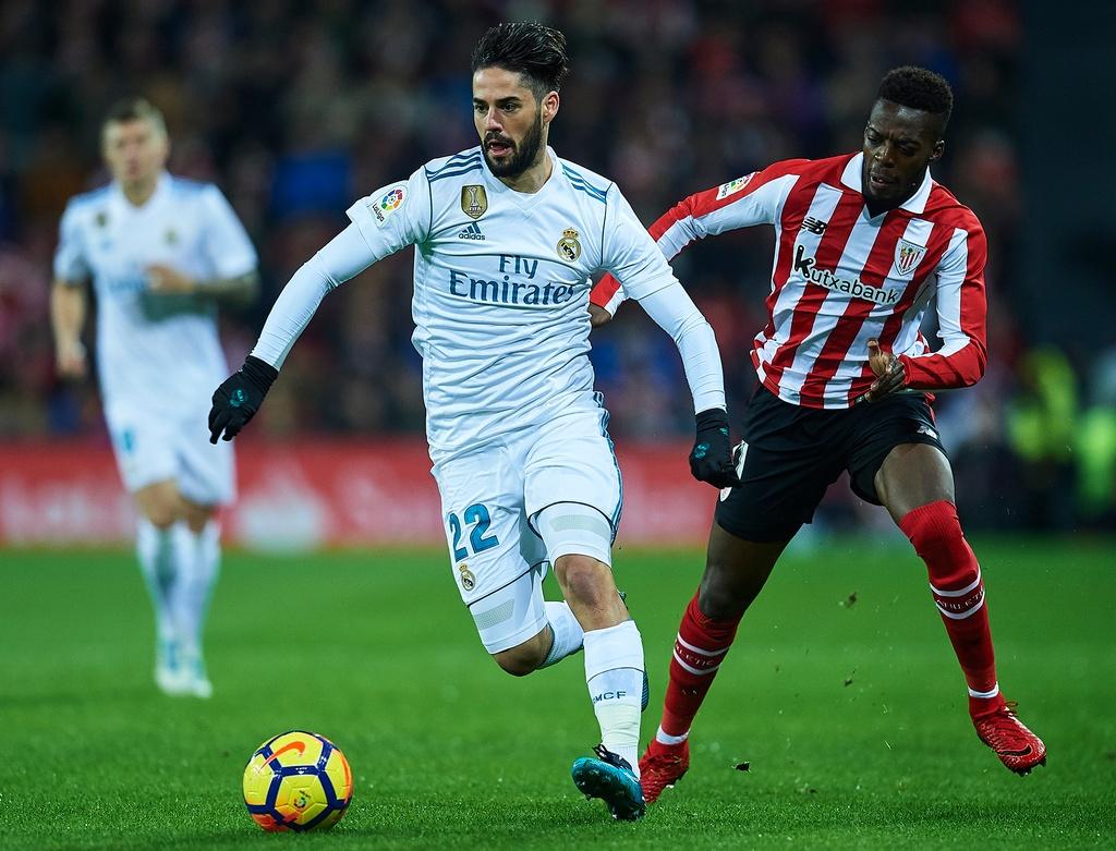 Ramos lap ky luc buon, Real Madrid bo lo co hoi o La Liga hinh anh 3