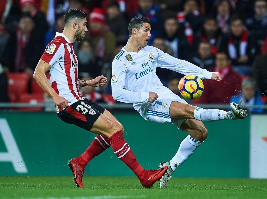 Ramos lap ky luc buon, Real Madrid bo lo co hoi o La Liga hinh anh 7