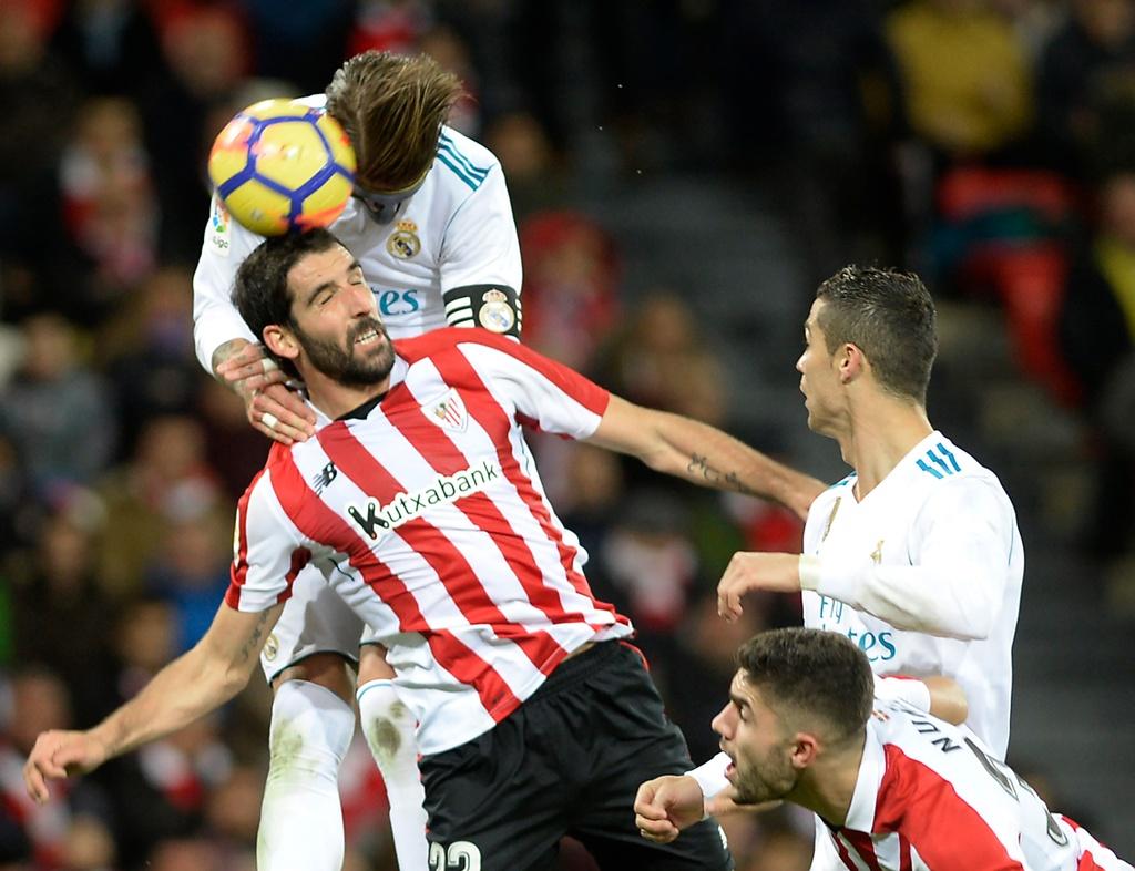 Ramos lap ky luc buon, Real Madrid bo lo co hoi o La Liga hinh anh 8