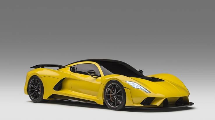 Hennessey Venom F5 - sieu xe My lat do Bugatti Chiron hinh anh 8