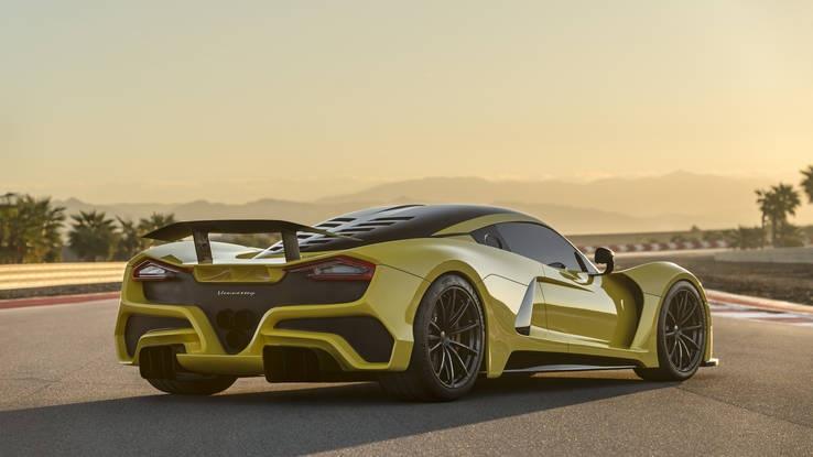 Hennessey Venom F5 - sieu xe My lat do Bugatti Chiron hinh anh 2
