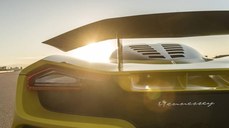 Hennessey Venom F5 - sieu xe My lat do Bugatti Chiron hinh anh 6