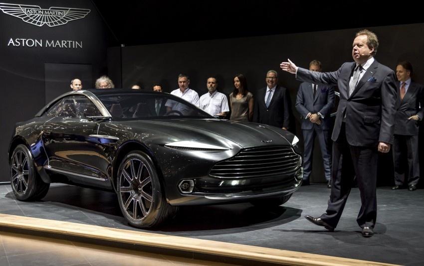Aston Martin quyet 'binh thien ha' voi con bai Varekai hinh anh 1