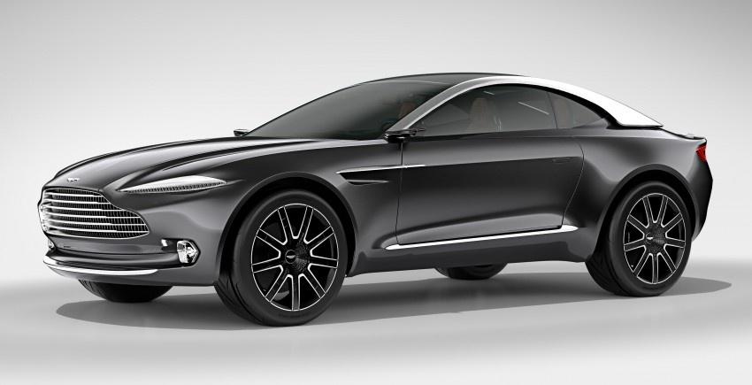 Aston Martin quyet 'binh thien ha' voi con bai Varekai hinh anh 5