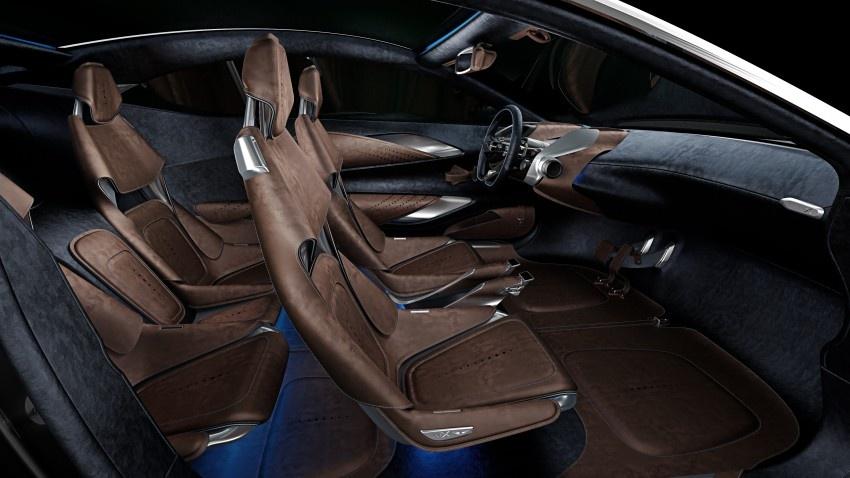 Aston Martin quyet 'binh thien ha' voi con bai Varekai hinh anh 7