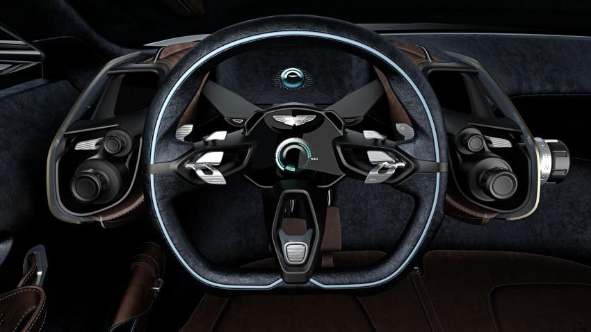 Aston Martin quyet 'binh thien ha' voi con bai Varekai hinh anh 6