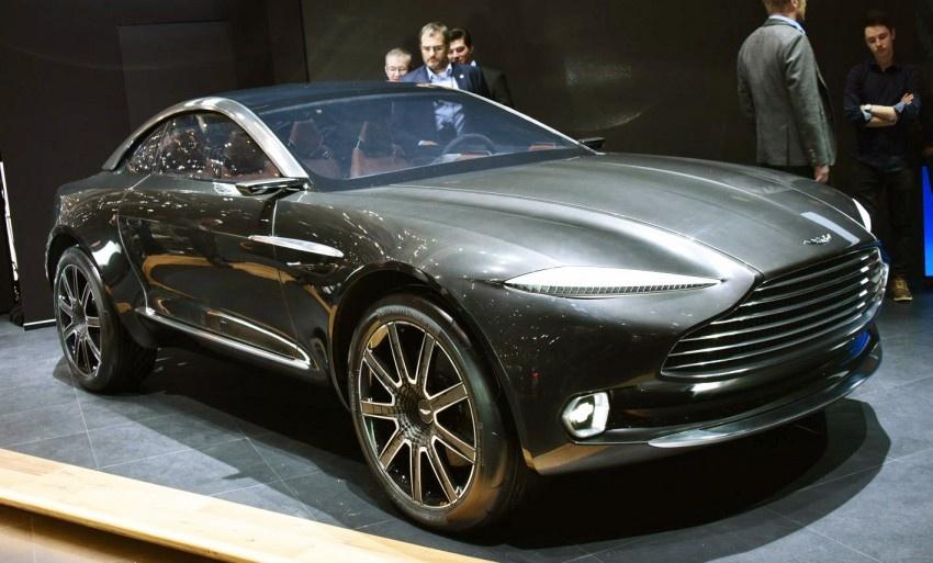 Aston Martin quyet 'binh thien ha' voi con bai Varekai hinh anh 4
