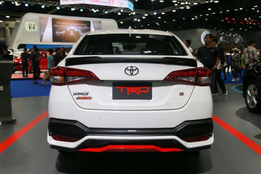 Toyota Vios TRD 2019 ra mat tai Thai Lan anh 5