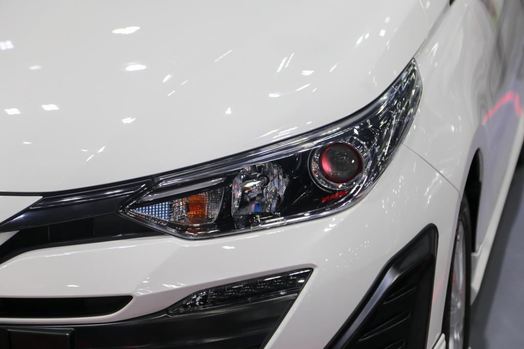 Toyota Vios TRD 2019 ra mat tai Thai Lan anh 3