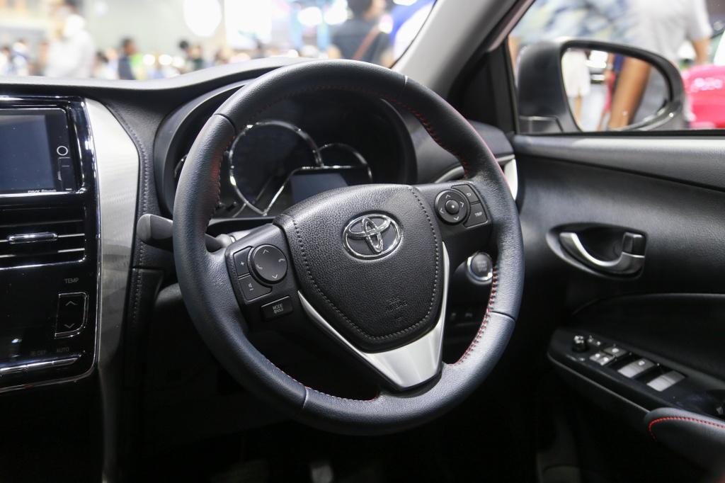 Toyota Vios TRD 2019 ra mat tai Thai Lan anh 8