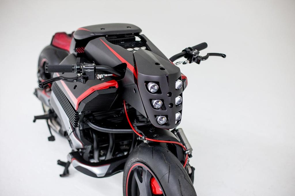 Yamaha GTS do phong cach 'nguoi ngoai hanh tinh' hinh anh 5