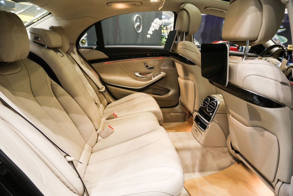 Can canh Mercedes-Benz S450 anh 13