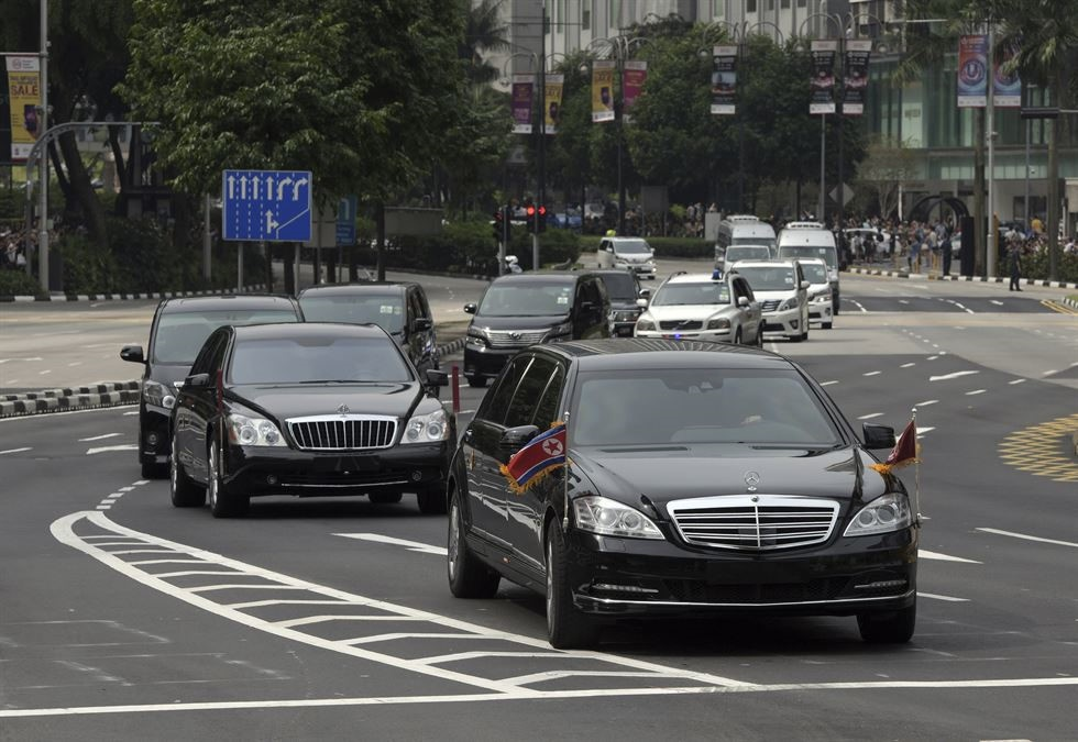 Doan xe ho tong ong Kim Jong Un co gi dac biet? hinh anh 2