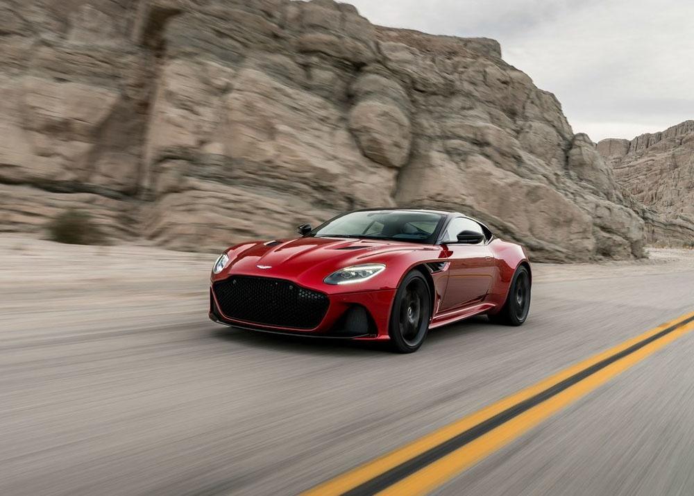 Aston Martin DBS Superleggera 2019 ven man, manh hon 700 ma luc hinh anh 11