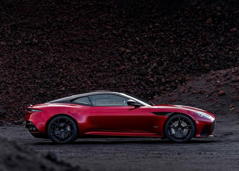 Aston Martin DBS Superleggera 2019 ven man, manh hon 700 ma luc hinh anh 8