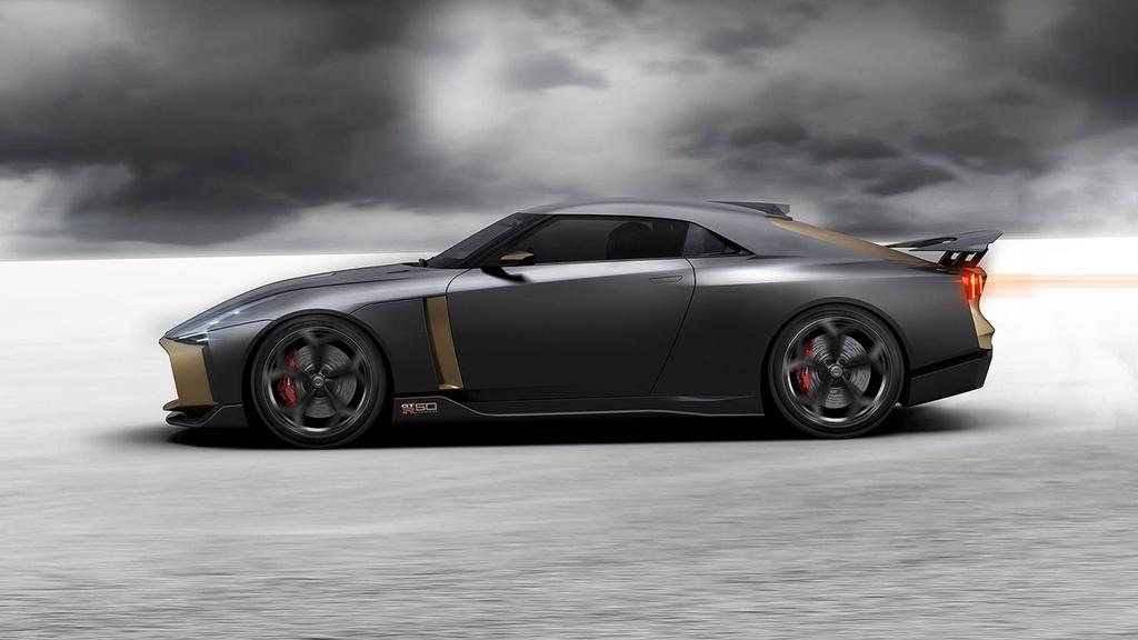 Nissan GT-R50 phien ban dac biet ra mat anh 7
