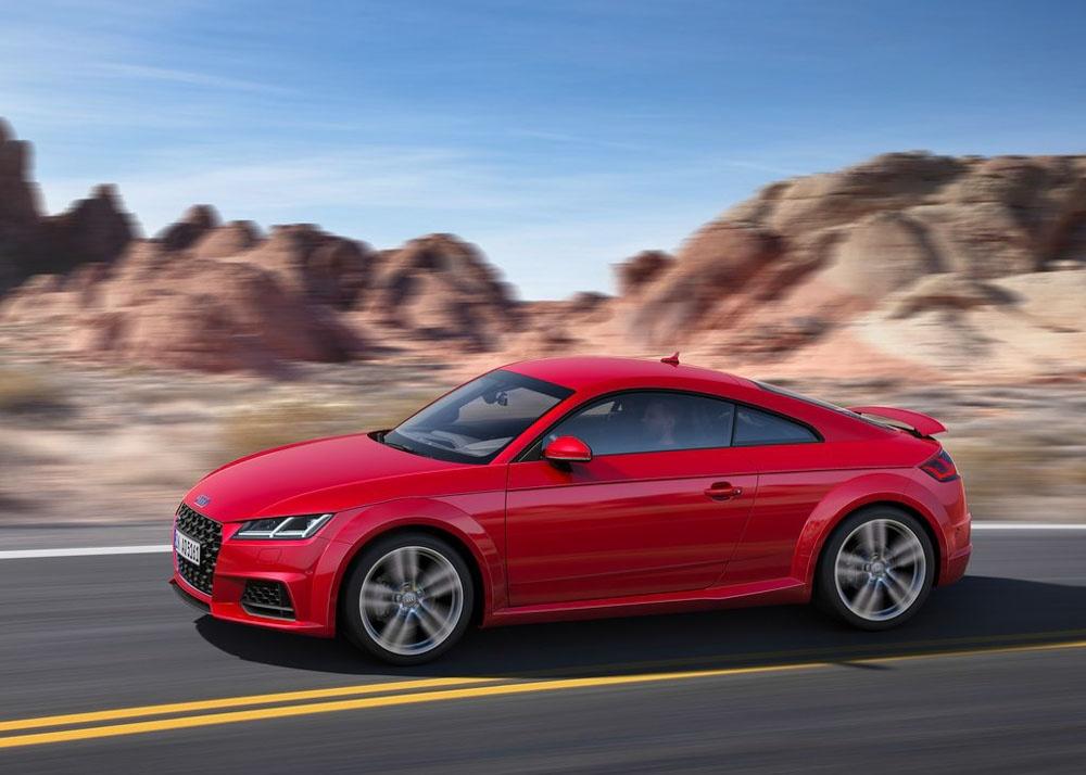 Audi Tt 2019 Ra Mắt Noi Khong Với May Dầu Nhiều điểm Mới Oto