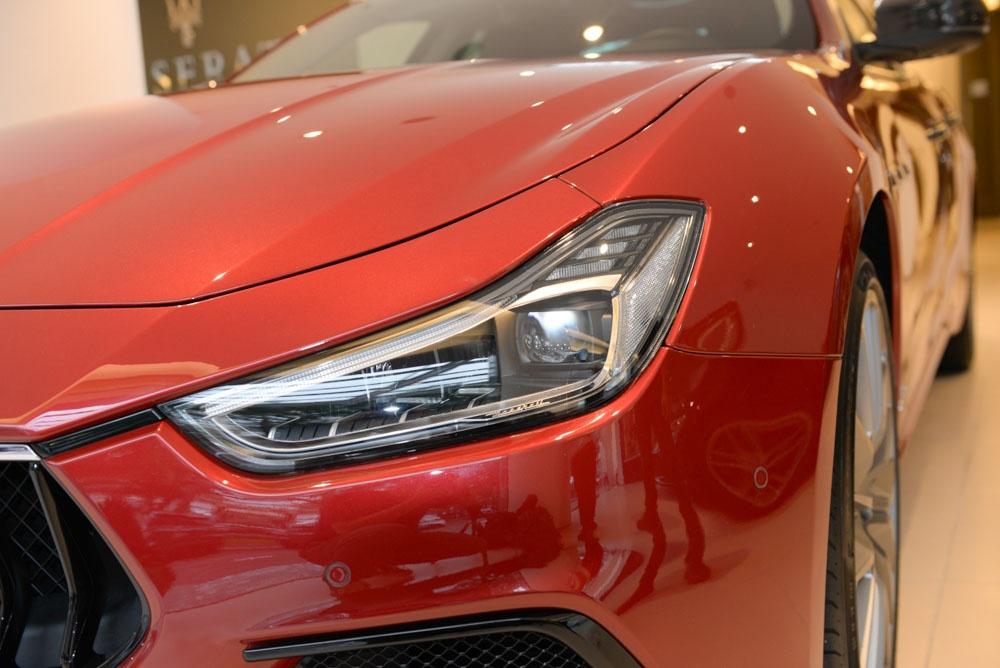 Maserati Ghibli GranSport 2018 dau tien xuat hien tai Viet Nam hinh anh 2