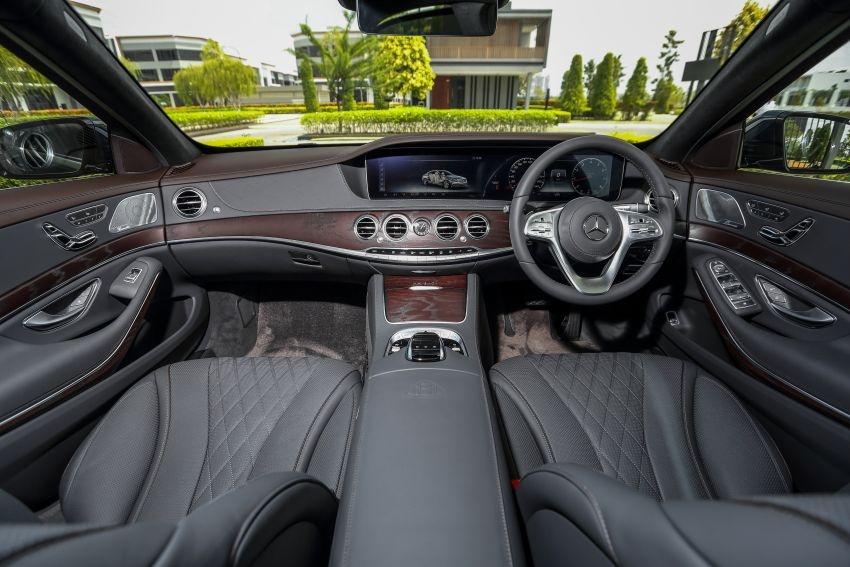 Mercedes-Maybach S 560 va S 650 cap ben Malaysia gia tu 8 ty dong hinh anh 5