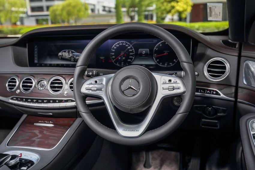 Mercedes-Maybach S 560 va S 650 cap ben Malaysia gia tu 8 ty dong hinh anh 6