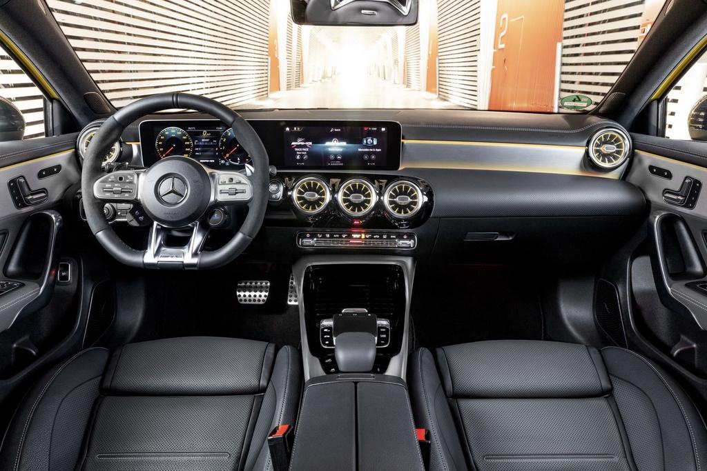 Mercedes-AMG A35 ban ra vao thang 12, gia hon 54.000 USD hinh anh 7
