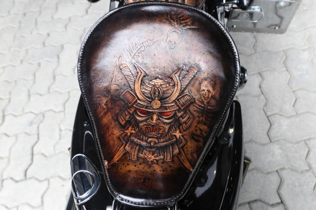 Harley-Davidson Sportster Forty-Eight do cua biker Sai Gon hinh anh 5