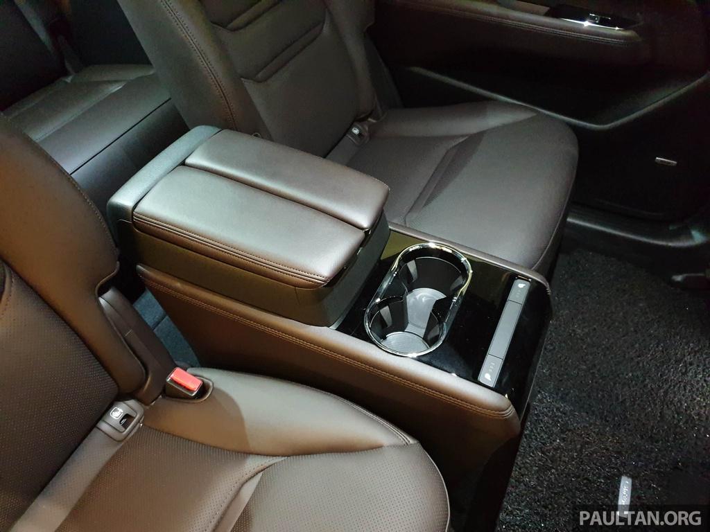 SUV 7 cho Mazda CX-8 2019 ra mat tai Dong Nam A hinh anh 10